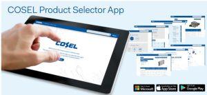 Powerbox lance l'application portable Cosel de sélecteur d'alimentations