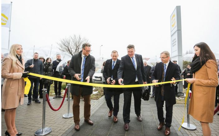 Harting inaugure une usine en Pologne