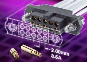 Digi-Key, Mouser et TTI distribuent les produits T-Contact de Harwin