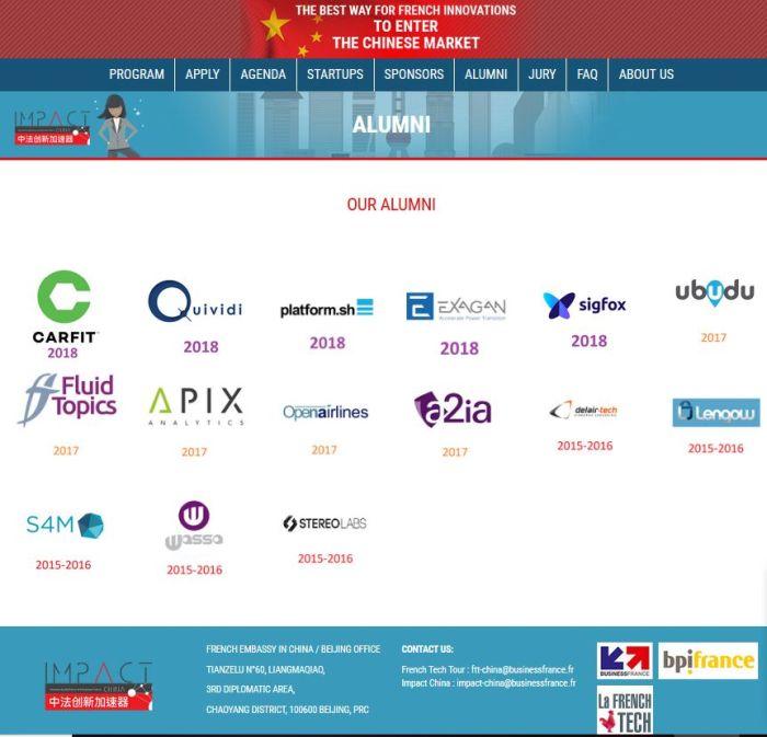 Impact China 2019 : Bpifrance et Business France présentent les 8 start-up accélérées sur le marché chinois