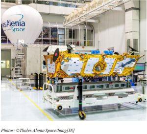 Lancement réussi pour les derniers satellites Iridium NEXT