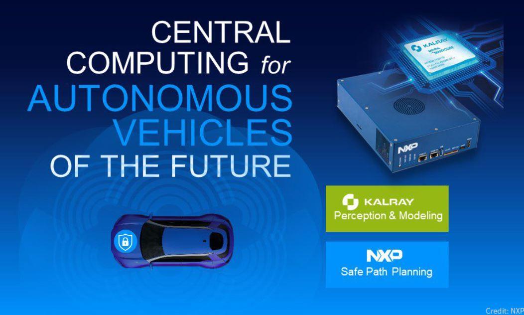 NXP s'allie à Kalray pour fiabiliser et sécuriser les véhicules autonomes