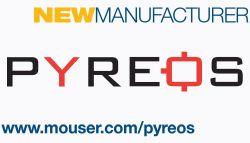 Mouser Electronics distribue Inventek et Pyreos