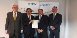 Alimentations : TDK Lambda acquiert le Suisse Nextys