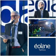 Eolane inaugure sa nouvelle usine à Tallinn en Estonie