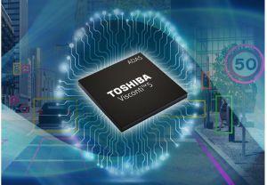 IP matérielle DNN pour processeur IA de reconnaissance d'images destiné aux systèmes ADAS   Toshiba