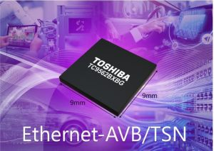 CI pont Ethernet pour applications automobiles et industrielles | Toshiba