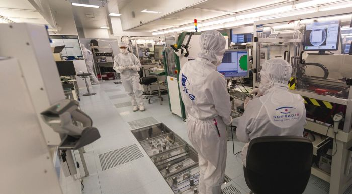 Sofradir et Ulis investissent 150 millions d'euros dans le programme Nano 2022