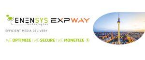 Enensys acquiert Expway, expert de l'optimisation des flux vidéos sur mobile