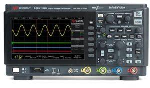Keysight Technologies lance une série oscilloscopes d'entrée de gamme