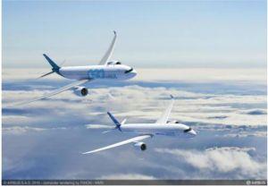 Airbus et Dassault Systèmes s'engagent dans un partenariat stratégique de 5 ans