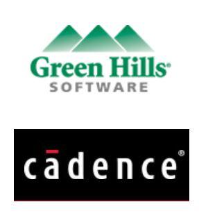 Cadence investit 150 millions de dollars dans Green Hills Software