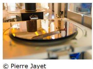 Le Leti étend sa ligne de production sur tranches de 300 mm