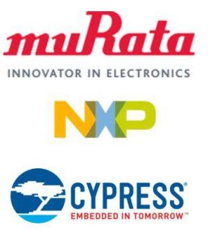 Murata, Cypress et NXP collaborent sur des solutions Wi-Fi IoT multi-plateformes