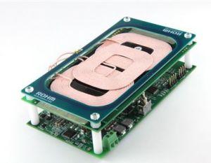 Solution de recharge sans fil qualifiée automobile avec communication NFC | Rohm