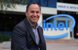 Le directeur financier d'Intel devient le septième p-dg de l'entreprise
