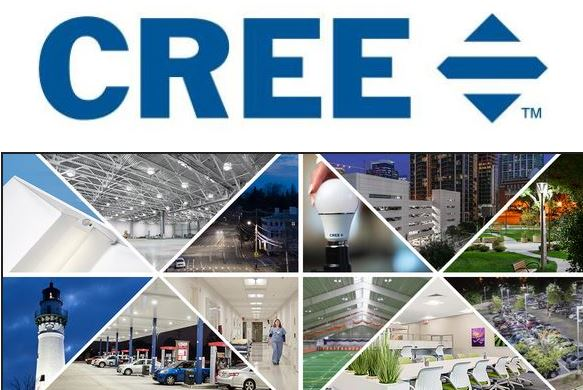 Cree se recentre sur le SiC et le GaN en cédant ses activités dans l'éclairage