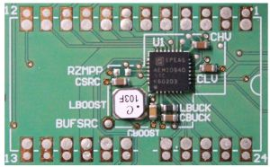 Circuit de récupération d'énergie thermique | E-peas