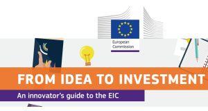 2 milliards d'euros pour accélérer la mise en place du Conseil européen de l'innovation
