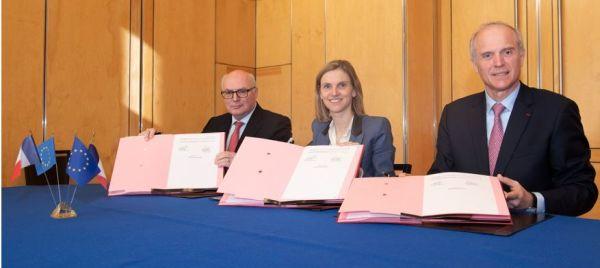 Faurecia et Michelin créent une co-entreprise dans les piles à hydrogène