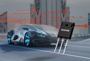 Gamme de MOSFET SiC pour l'industrie automobile   Rohm