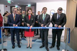 Thales inaugure un centre d'ingénierie en Roumanie