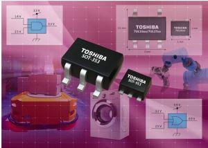 Dispositifs logiques simple porte à alimentation unique   Toshiba