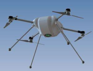 Delta Drone reprend 100% de Pixiel