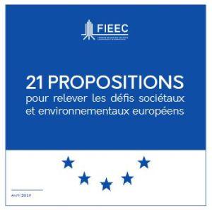 La FIEEC publie 21 propositions consensuelles pour nourrir le débat sur les élections européennes