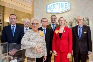 Chiffre d'affaires en hausse de 13,4% pour Harting en 2018
