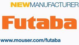 Mouser Electronics distribue les écrans du Japonais Futaba