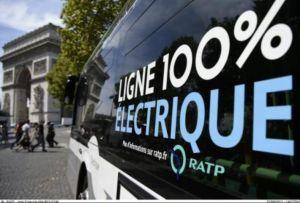 La RATP commande 800 bus électriques pour 400 M€