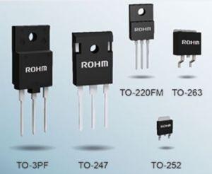 MOSFET 600V à super-jonction | Rohm