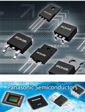 Rohm rachète une partie des discrets de Panasonic
