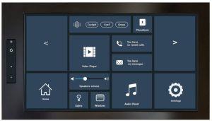 Ecran durci 1080p pour applications avioniques embarquées | Oxytronic