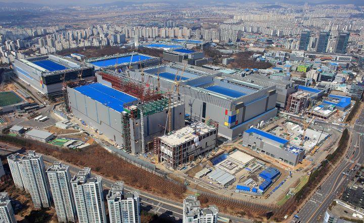 Samsung compte investir 116 milliards de dollars dans les circuits logiques d'ici 2030
