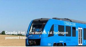 L'Allemagne passe commande à Alstom de 27 trains alimentés par pile à combustible