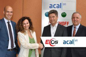 Acal BFi signe un accord paneuropéen avec EOS Power