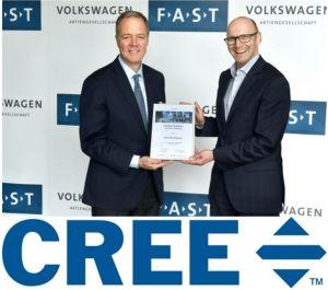 Carbure de silicium : Volkswagen choisit Cree comme partenaire stratégique