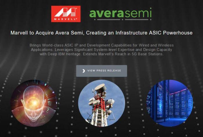 Marvell rachète à Globalfoundries l'ex-activité Asic d'IBM pour 650 M$