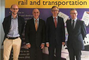 Ferroviaire : Duagon-Men-Group rachète OEM Technology Solutions