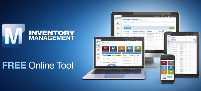 L'outil de gestion de stocks de Mouser simplifie la commande de composants