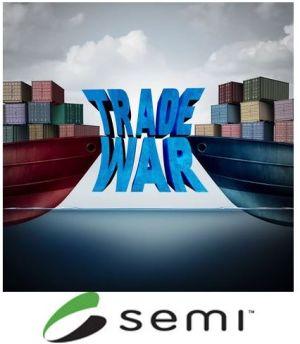 SEMI s'alarme de guerre commerciale Etats-Unis/Chine