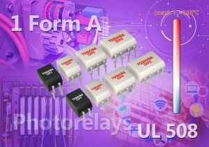 Relais photoélectriques certifiés UL 508 pour l'automatisation industrielle | Toshiba