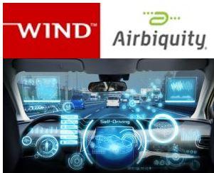 Logiciels pour automobiles connectées et autonomes : Wind River s'allie à Airbiquity