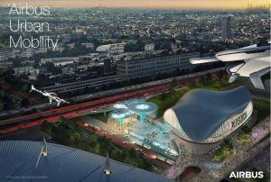 Airbus et la RATP lancent l'étude de véhicules volants autonomes