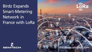 Birdz compte déployer trois millions de compteurs d'eau compatibles LoRa
