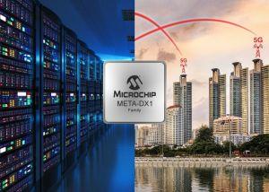 Premiers composants Ethernet PHY en téraoctets   Microchip