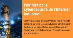 Cisco va racheter le Lyonnais Sentryo