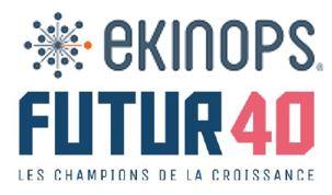 Ekinops lauréat du Prix Scale-up lors de l'édition 2019 des Trophées Futur40